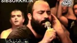 حاج عبدالرضا هلالی-کربلایی حسین سیب سرخی
