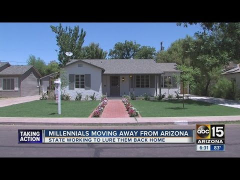 Report: Phoenix ranks low for millennial population growth