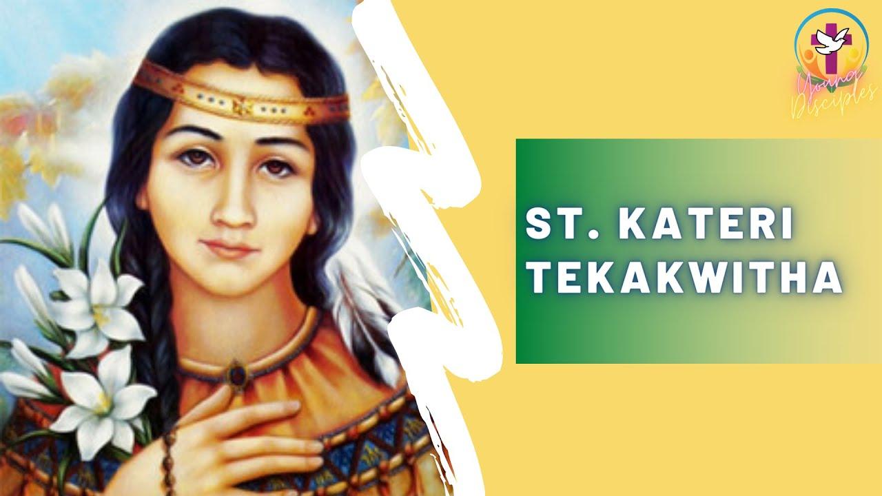 St. Kateri Tekakwitha HD - YouTube