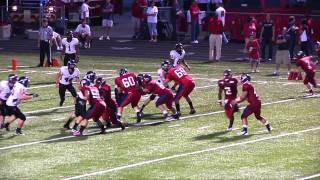 Football highlights: Grafton High vs. Powhatan, 9/2/11