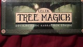 Beltane 2018 Sabbat Box