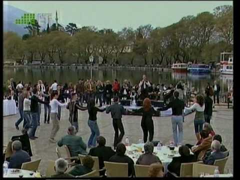 Katevas - Greek Folk Dances (Macedonia)