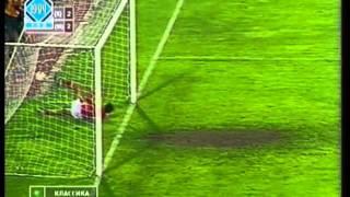 ЛЧ 1994/95. Динамо Киев - Спартак Москва 2 тайм 3-2 (14.09.1994)