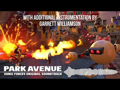 Sonic Forces - Park Avenue w/ Added Instrumentation