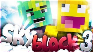 Minecraft: SKKF & JDABROWSKY - Skyblock #3