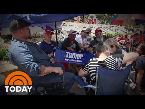 Tulsa Prepares For Trump Rally Amid Growing Concern About Coronavirus | TODAY