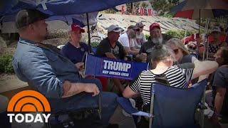 Tulsa Prepares For Trump Rally Amid Growing Concern About Coronavirus | TODAY
