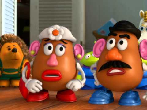Toy Story Toons - Wakacje na Hawajach