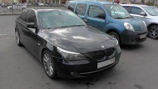 Выбираем б\у авто BMW 525 E60 (бюджет 700-750тр)