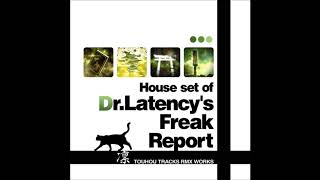 House set of Dr. Latency's Freak Report: Eternal Short Lived Reign