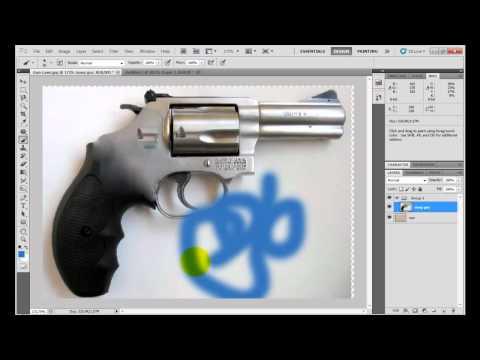 Hướng dẫn photoshop - thanh công cụ