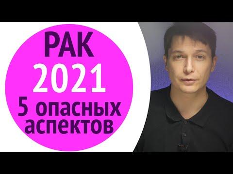 Рак 2021 – 5 встрясок 2021 года. Душевный гороскоп Павел Чудинов