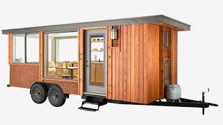 160 Sq Ft Escape Vista Tiny Cabin House