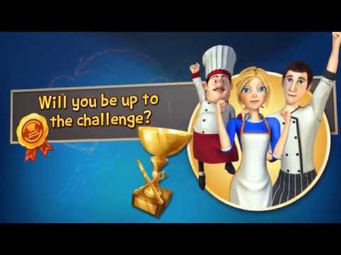 GOURMET CHEF CHALLENGE - TRAILER - PC MAC IOS ANDROID - MICROIDS