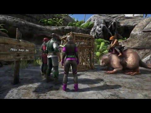 ARK: SURVIVAL EVOLVED - CASTOR GIGANTE