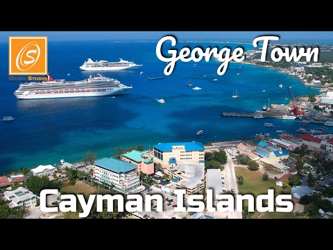 Port of George Town - Walking Tour,  Cayman Islands