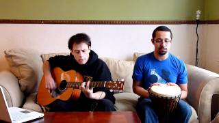 Xander and Kyle cover Chocolate Genius