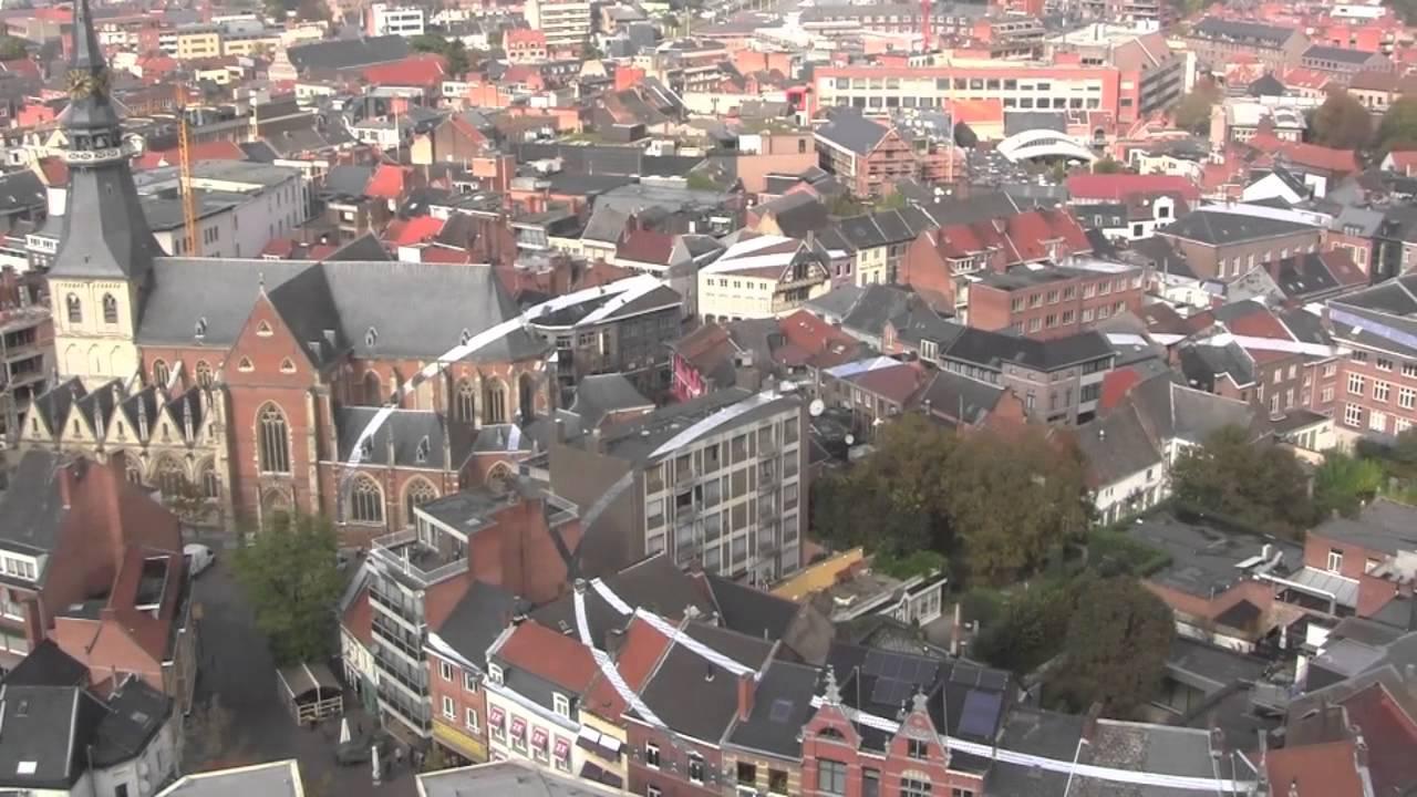 Views Around the City of Hasselt, Limburg, Belgium - 23rd October, 2014