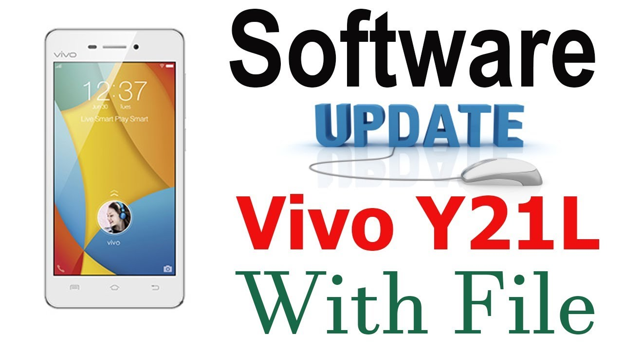 Vivo Y21L Software Update With Tested File And Flashing Hang On Logo SOLVE