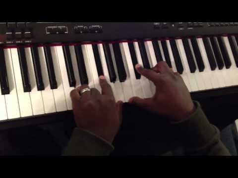 Aaron Lindsey style chords