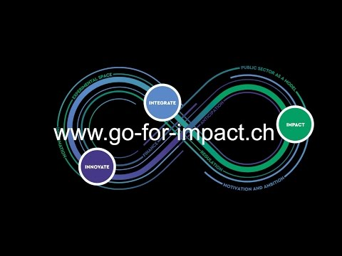 GO FOR IMPACT – Shaping the future of the Swiss economy