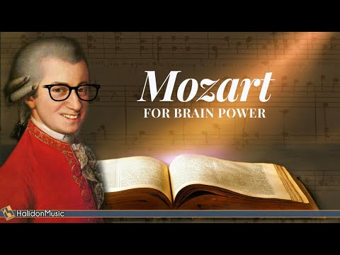 Classical Music for Brain Power - Mozart (6 Hours)