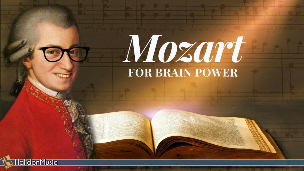 Classical Music For Brain Power Mozart 6 Hours Youtube