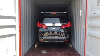 2019 Toyota Alphard Executive Lounge Top Europe SpecEnglish Verison Available
