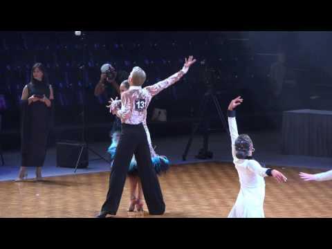 Danil and Tanya Saveliev Junior Open Latin ACT