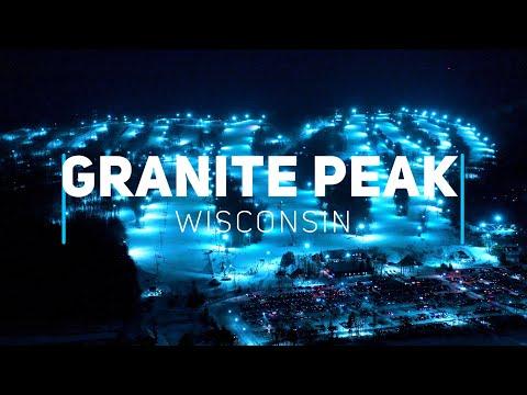 Granite Peak skiing