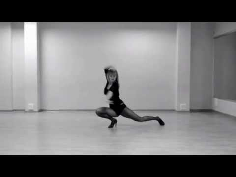 Strip Dance by Katya Go/ Beyonce -- Back To Black (Feat. Andre 3000) /