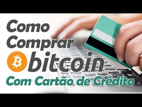Comprar Bitcoin Com Cartão De Crédito - Como E Onde