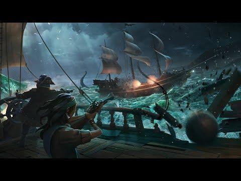 Sea of Thieves - TENGERRE KOMÁK