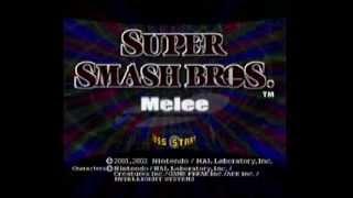 let s play super smash bros melee part 1 samus aran is awesome