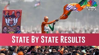 CNBC Awaaz Live TV | Election Results: State By State