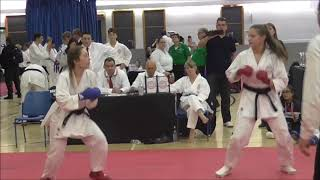 GKR  Karate UK Nationals - Alex Duncan (15) Junior Black Belt Open