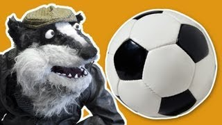 Who invented football? - Knowledge Badger (Ep 7) - Head Squeeze