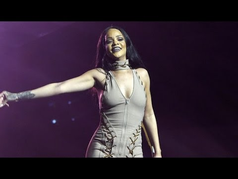 Rihanna   Your Life, Run This Town & All Of The Lights  DVD The ANTI World Tour  HD