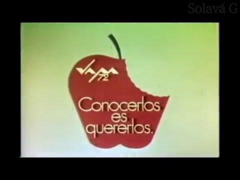 Comerciales televisión mexicana 1972