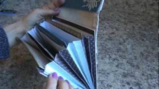 Accordion Folder Mini Album