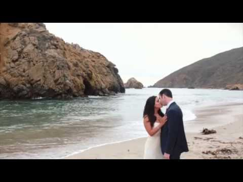 Highlights of our Big Sur Elopement ~