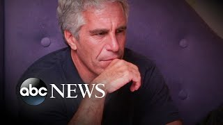 New details of Jeffrey Epstein's will released l ABC News