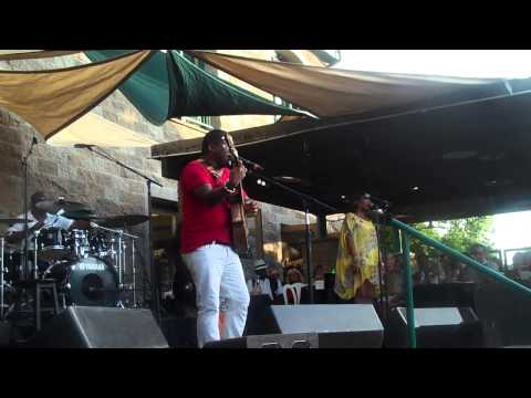 Jonathan Butler Performs  No Woman No Cry  Live At Thornton Winery