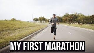 I'm Running A Marathon