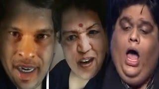 AIB's Tanmay Bhat INSULTS Sachin Tendulkar & Lata Mangeshkar On Snapchat!