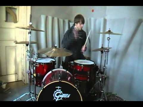 Blood Red Shoes - It´s Getting Boring By The Sea (Drum Cover)