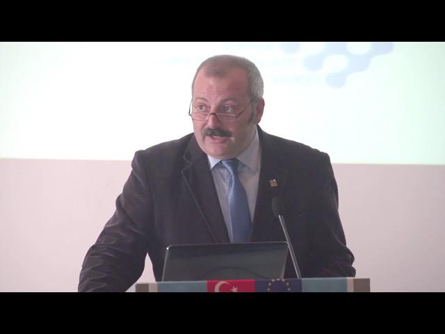 TÜDAV Genel Sekreteri Doç.Dr. Bülent TOPALOĞLU Çalıştay Açılış Konuşması