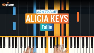 """Fallin"" by Alicia Keys 