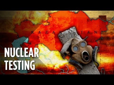 Where Did The USSR Secretly Test Nuclear Weapons?