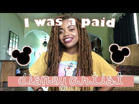 I Was A Paid Disney Artist! - Tales From The MouseHouse
